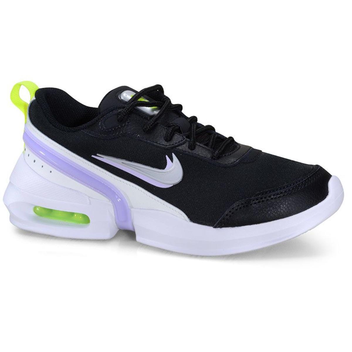 Tênis Feminino Nike Cj1678-001 Air Max Siren Preto/branco