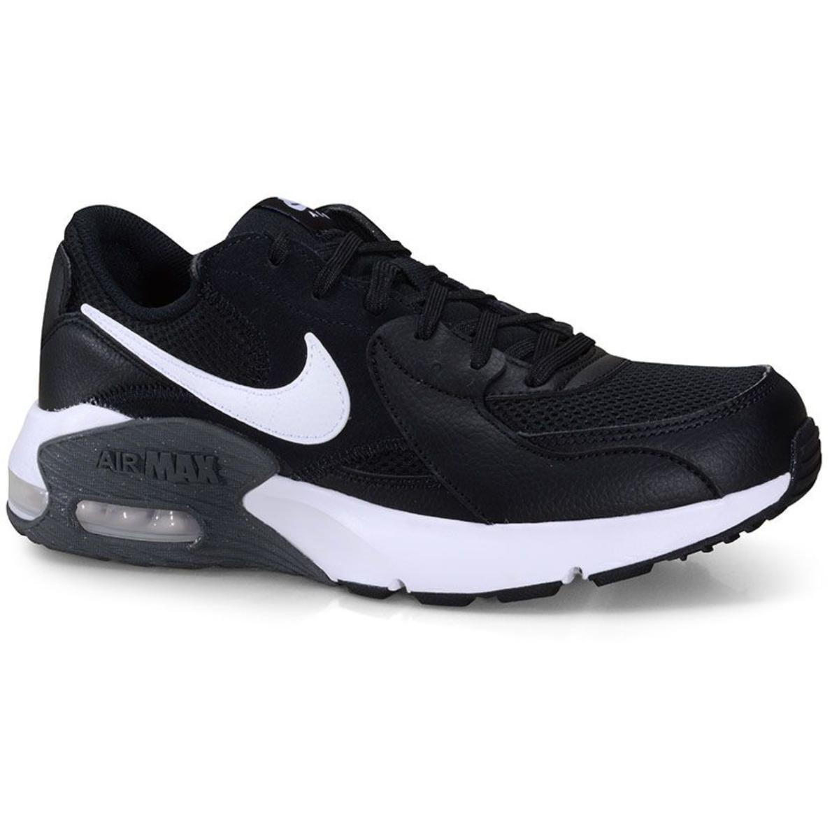 Tênis Masculino Nike Cd4165-001 Air Max Excee Preto