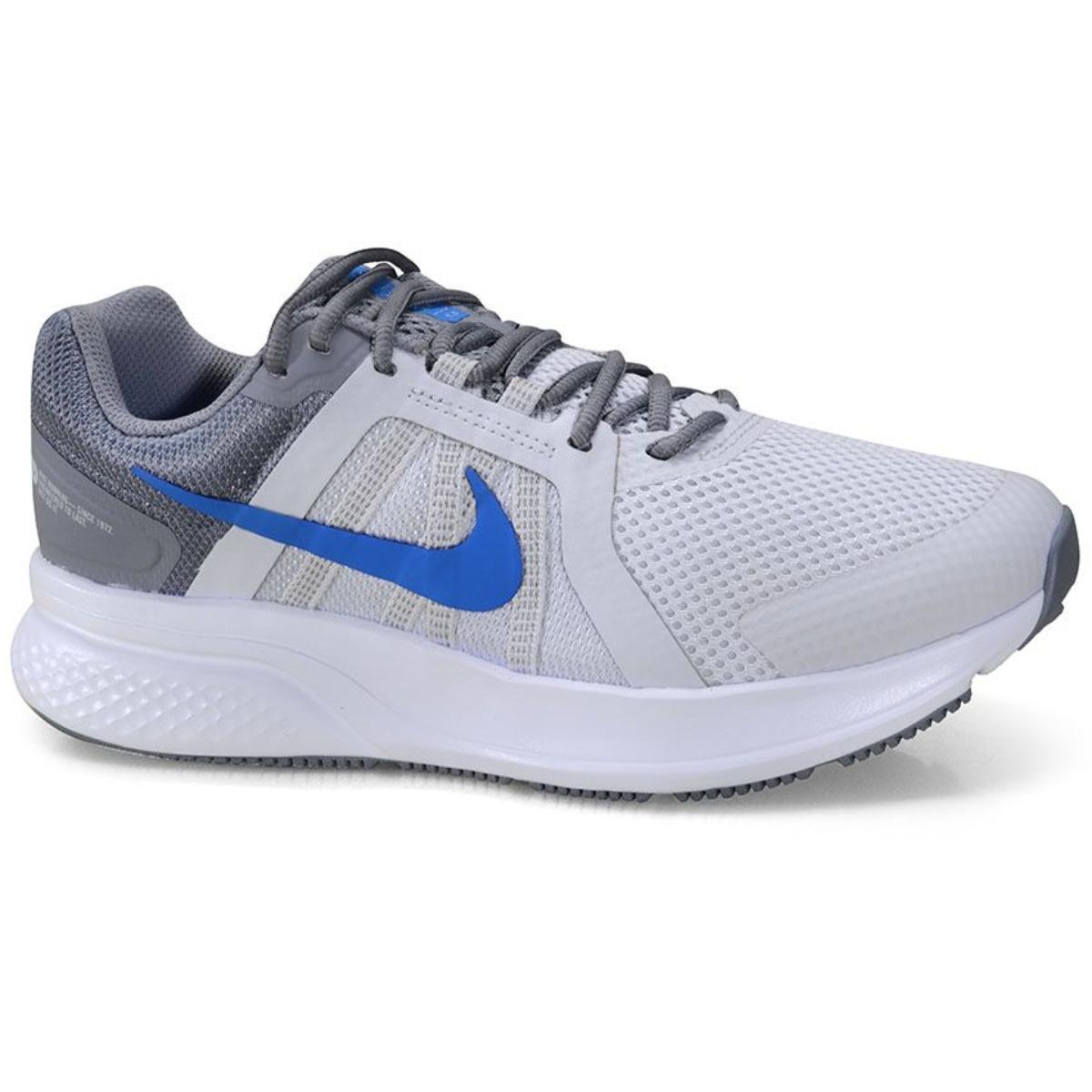 Tênis Masculino Nike Cu3517-015 Run Swift 2 Azul/cinza