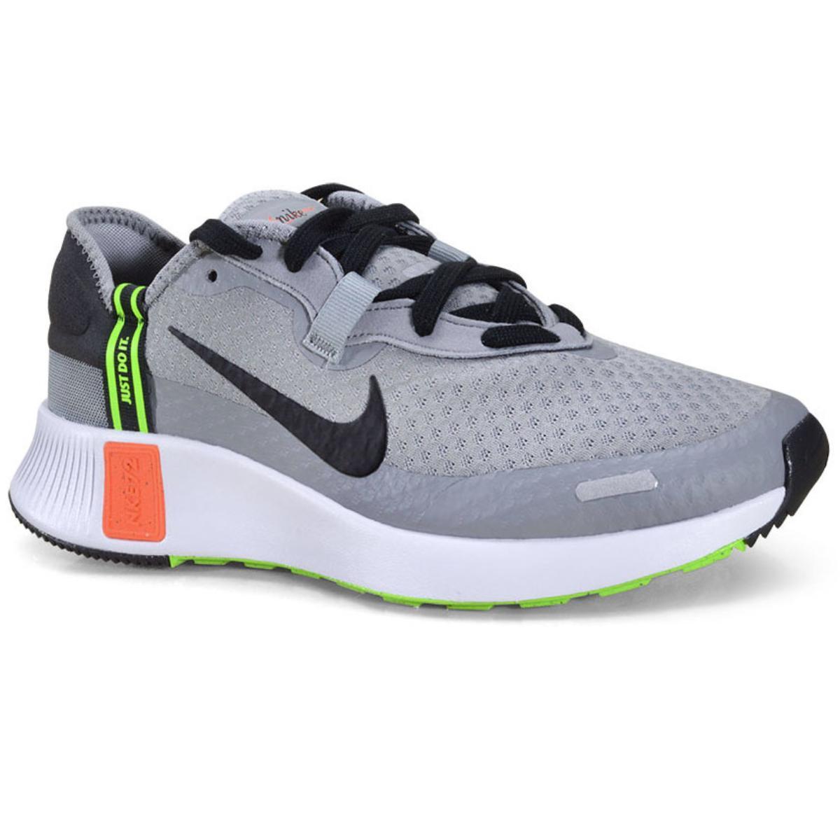 Tênis Masculino Nike Cz5631-014 Reposto Cinza/preto
