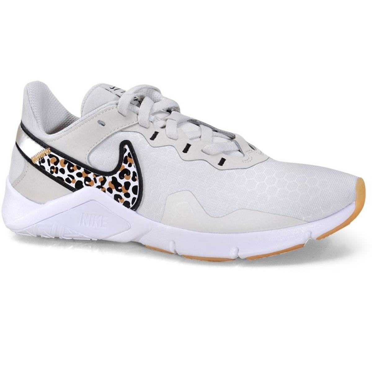 Tênis Feminino Nike Cz3668-017 Legend Essential 2 Bege
