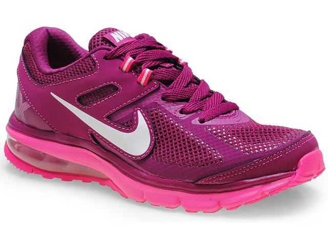 Tênis Feminino Nike 599390-616 Air Mas Defy Roxo/pink