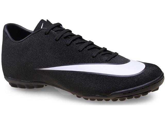 Tênis Masculino Nike 684878-014 Victory v cr tf Preto/branco