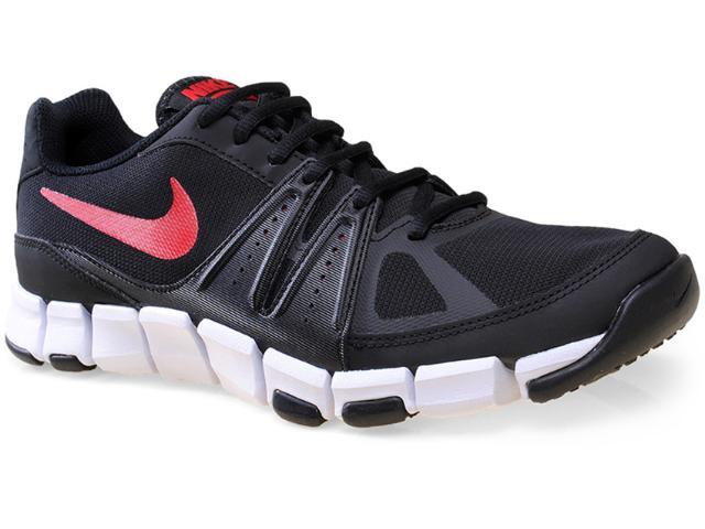 Tênis Masculino Nike 724877-012 Show tr 3 Msl Preto/vermelho
