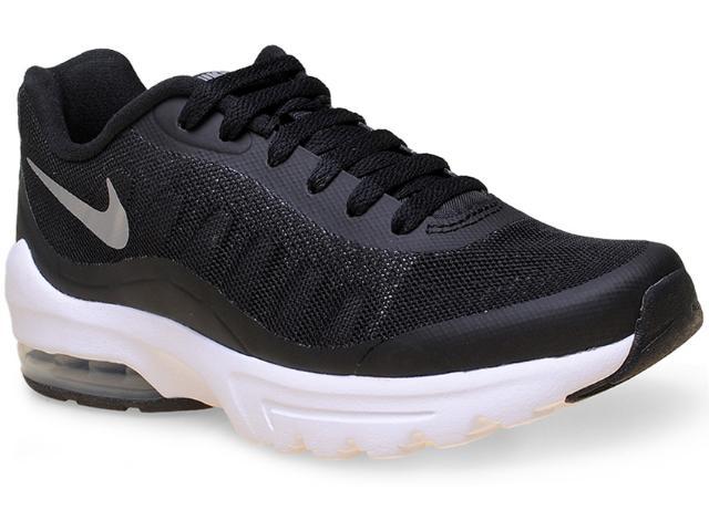 Tênis Feminino Nike 749866-001 Wmns Air Max Invigor  Preto