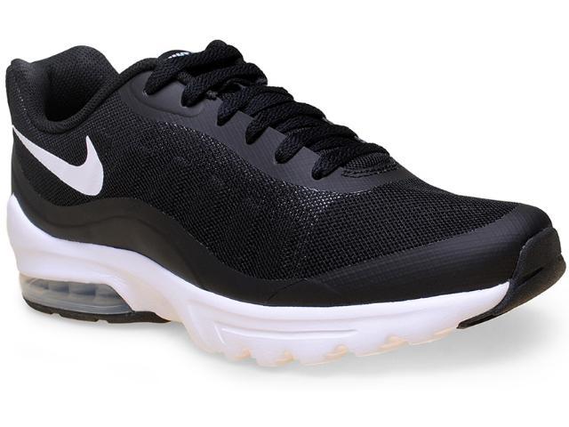 Tênis Masculino Nike 749680-010 Air Max Invigor  Preto