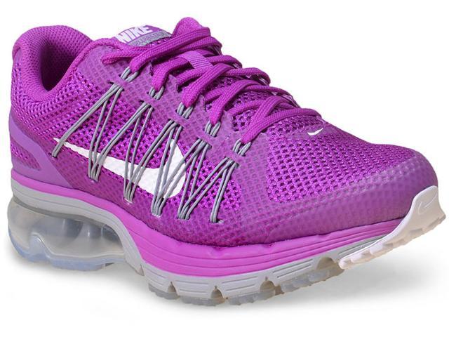 Tênis Feminino Nike 703073-502 Wmns Air Max Excellerate 3  Roxo