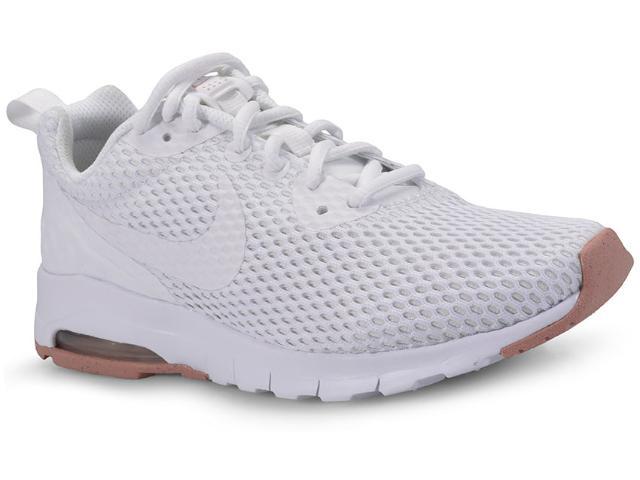 Tênis Feminino Nike Aa0553-100 Air Max Motion lw br Branco