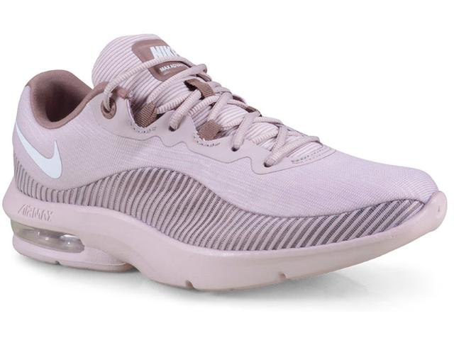Tênis Feminino Nike Aa7407-601 Air Max Advantage 2 Rose
