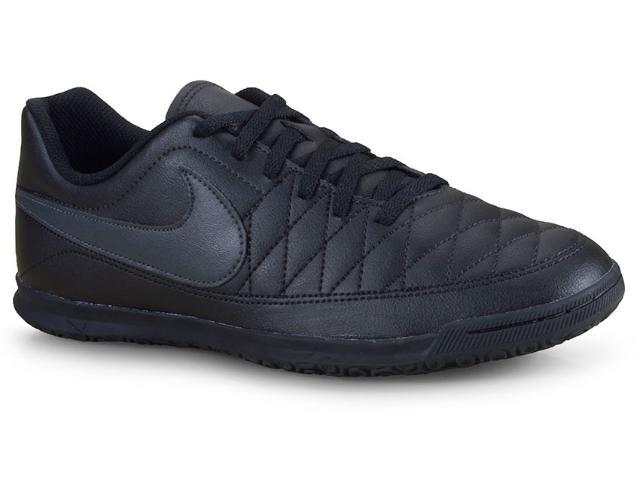 Tênis Masculino Nike Aq7898-001 Majestry ic Preto/cinza