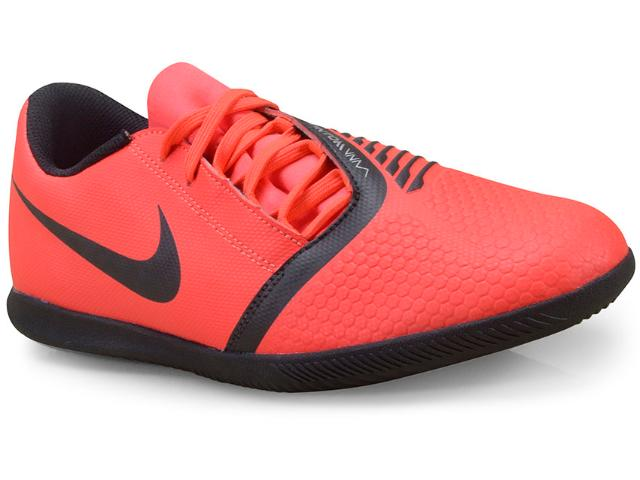 Tênis Masculino Nike Ao0578-600 Hypervenom 4 Club ic Vermelho/preto