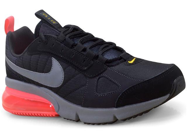 Tênis Masculino Nike Ao1569-007 Air Max 270 Futura Preto/cinza