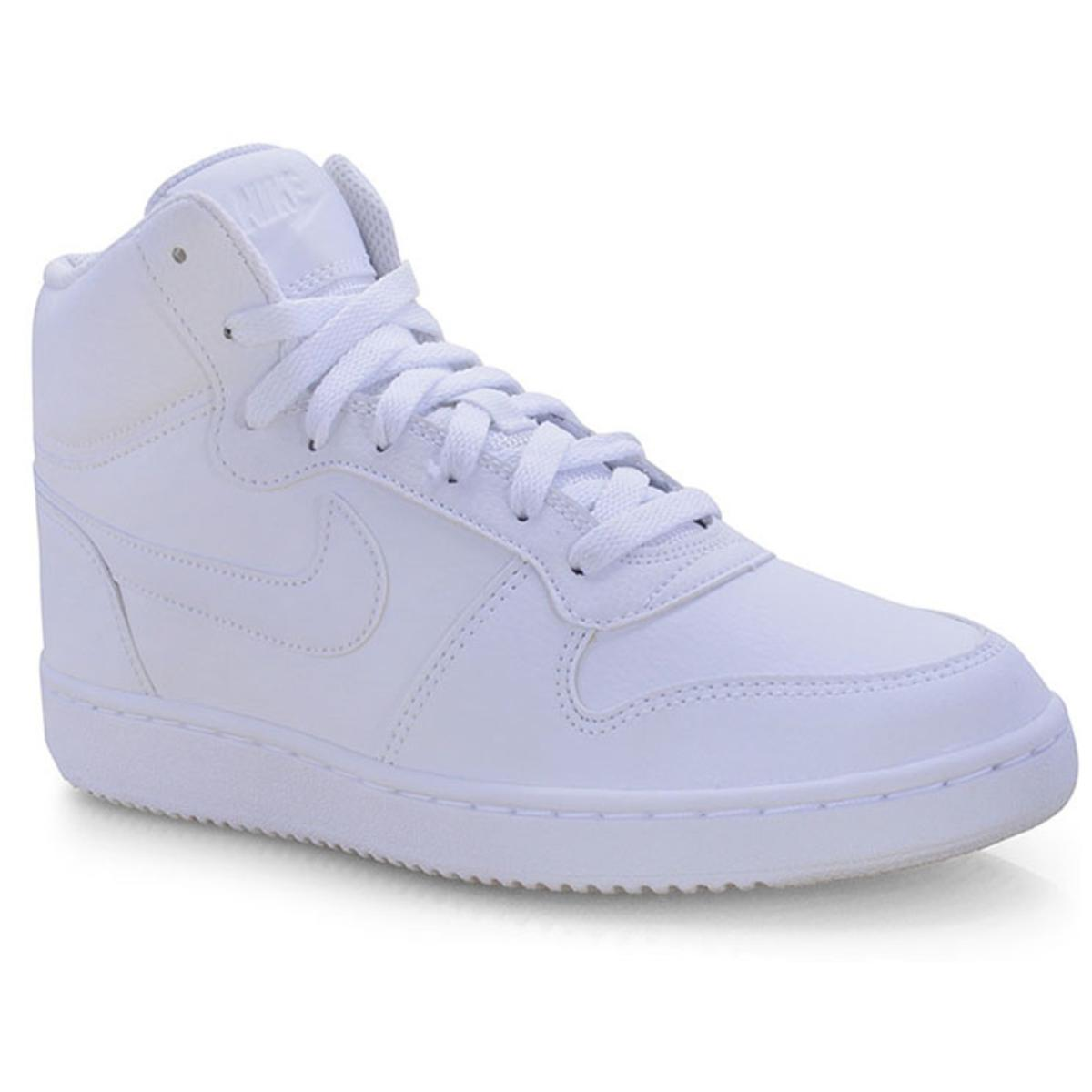 Tênis Feminino Nike Aq1778-100 Ebernon Mid Branco