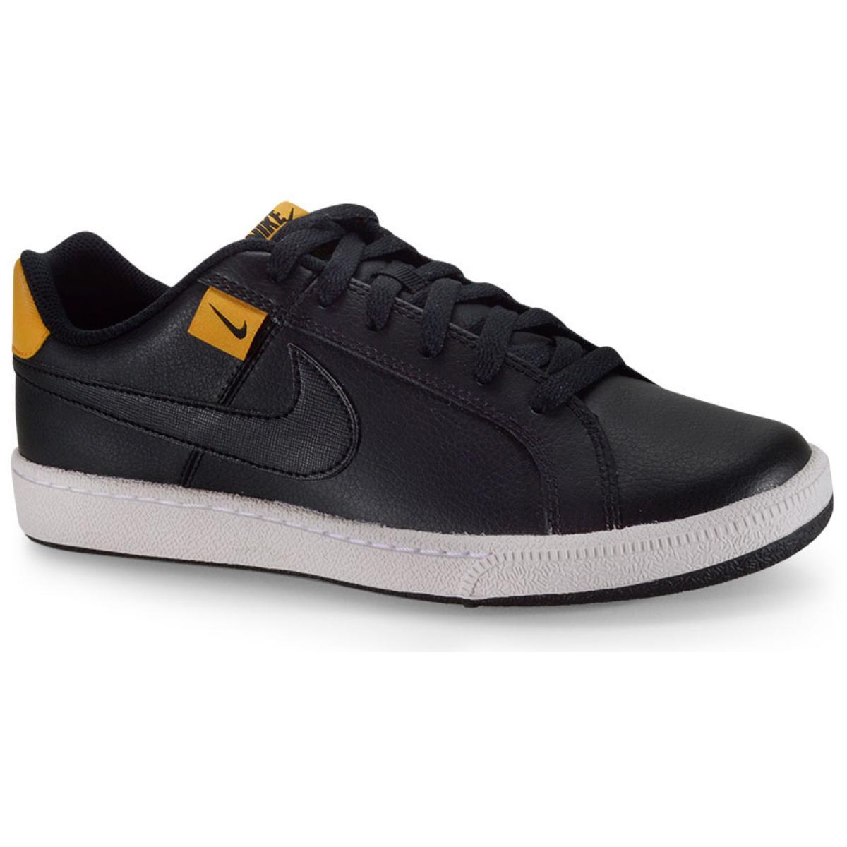 Tênis Masculino Nike Cj9263-002 Court Royale Tab Preto/branco