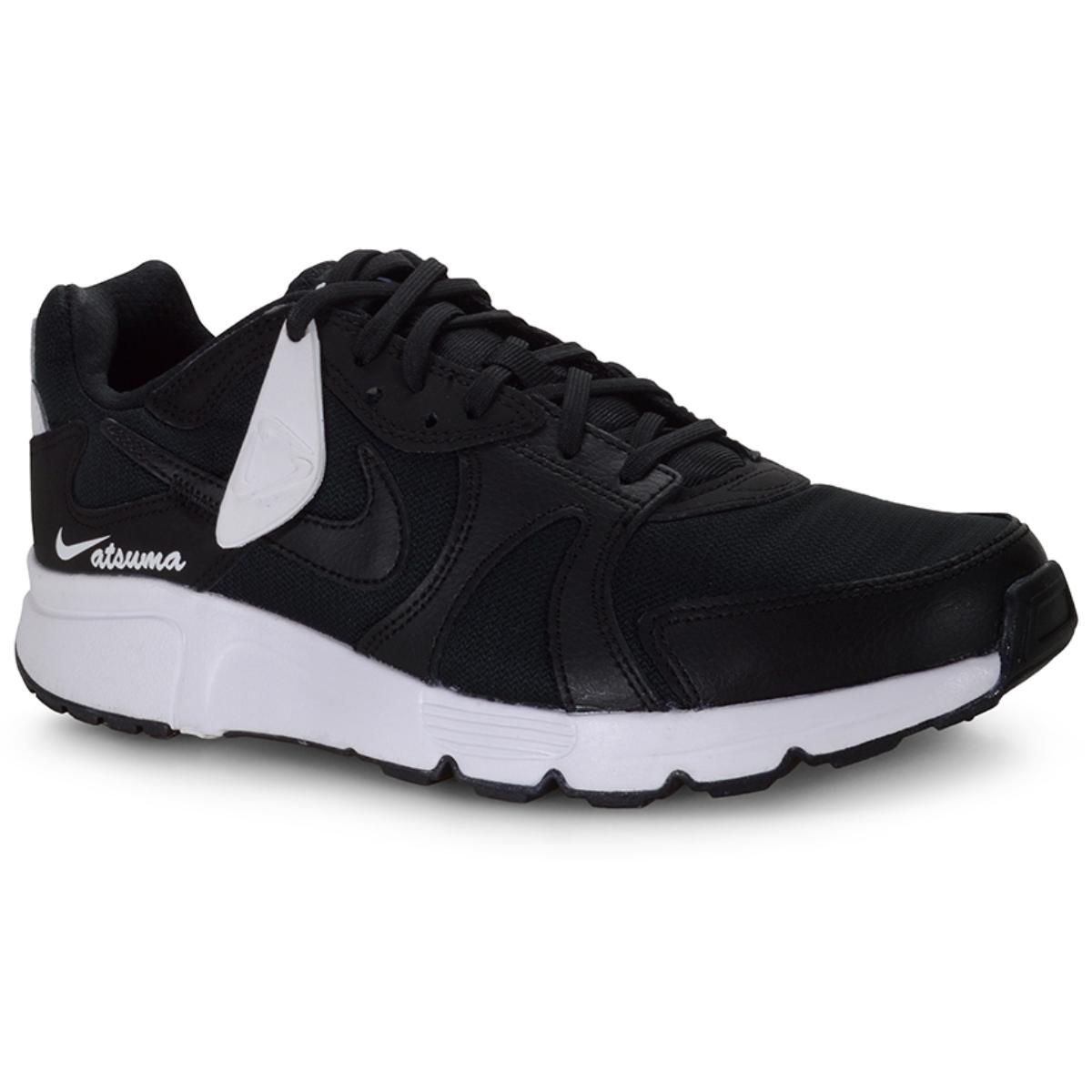 Tênis Masculino Nike Cd5461-004 Atsuma Preto/branco
