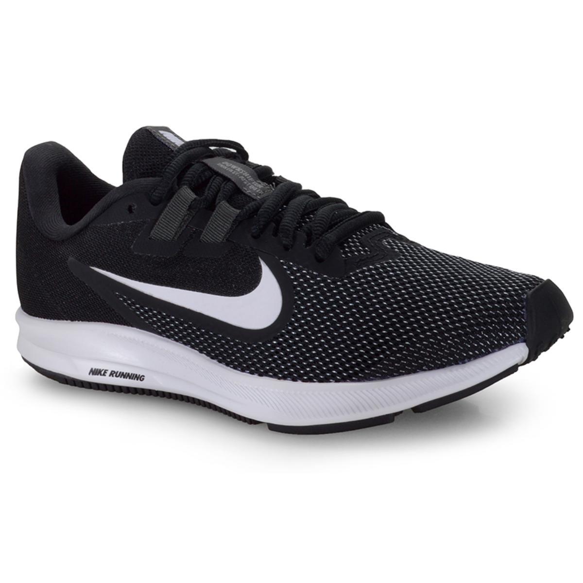 Tênis Feminino Nike Aq7486-001 Downshifter Preto/branco