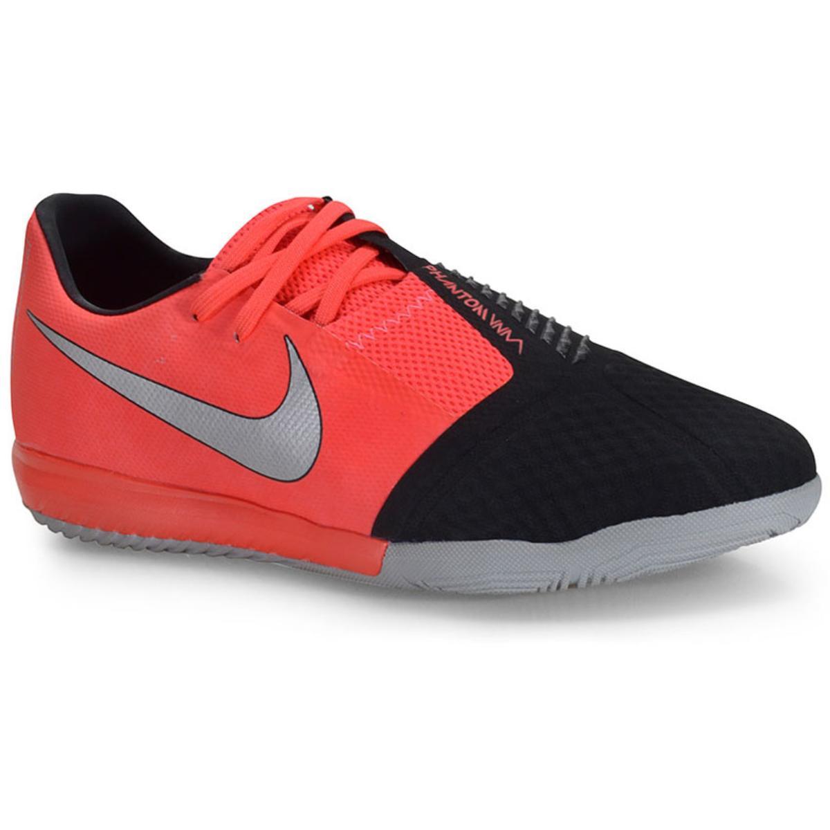 Tênis Masculino Nike Ao0570-606 Phantom Venom Academy ic Preto/vermelho