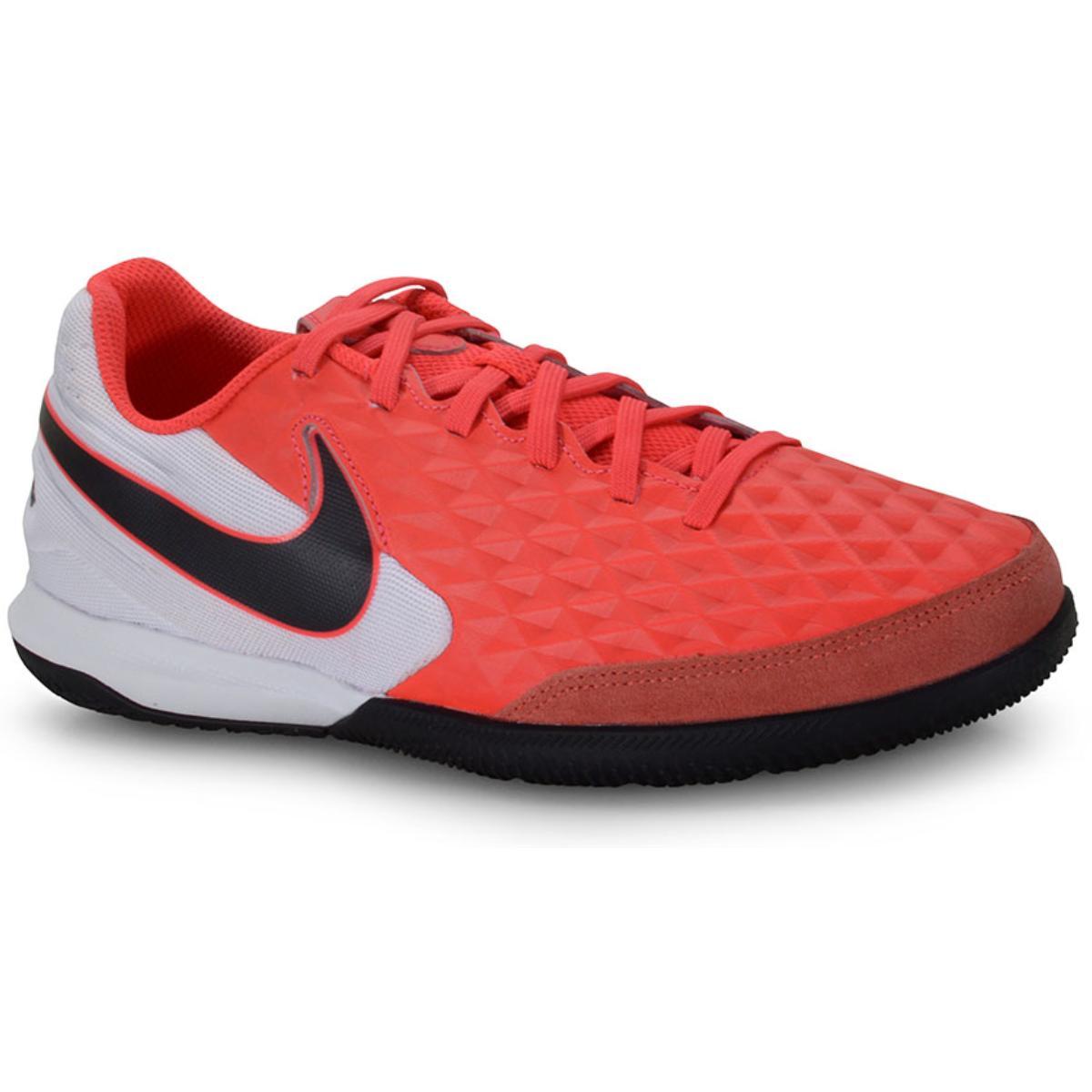 Tênis Masculino Nike At6099-606 Tiempo Legend 8 Academy ic Vermelho/branco/preto