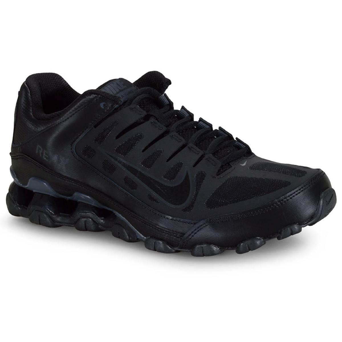Tênis Masculino Nike 621716-008 Reax 8 tr Mesh Preto
