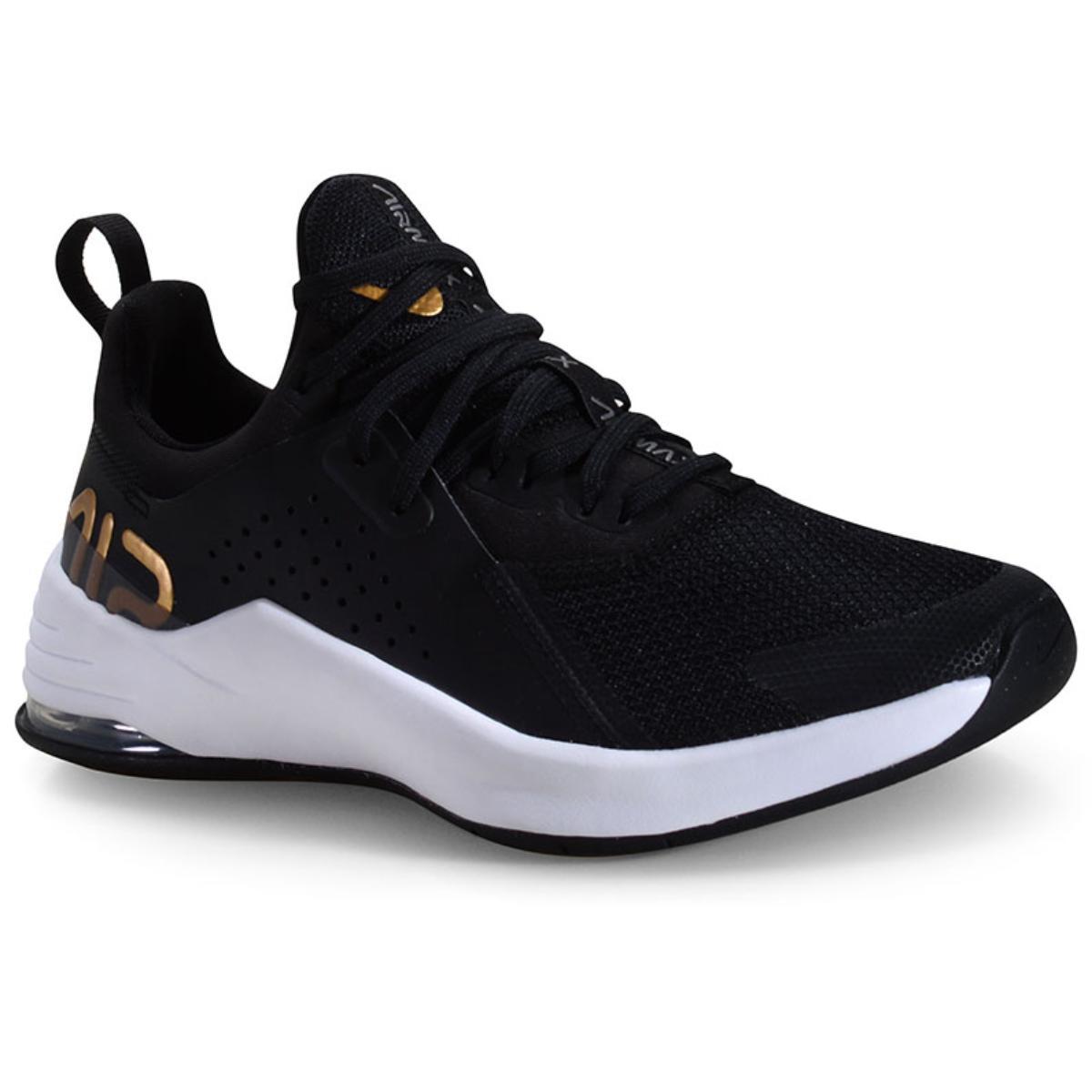 Tênis Feminino Nike Cj0842-005 Air Max Bella tr 3 Preto/branco