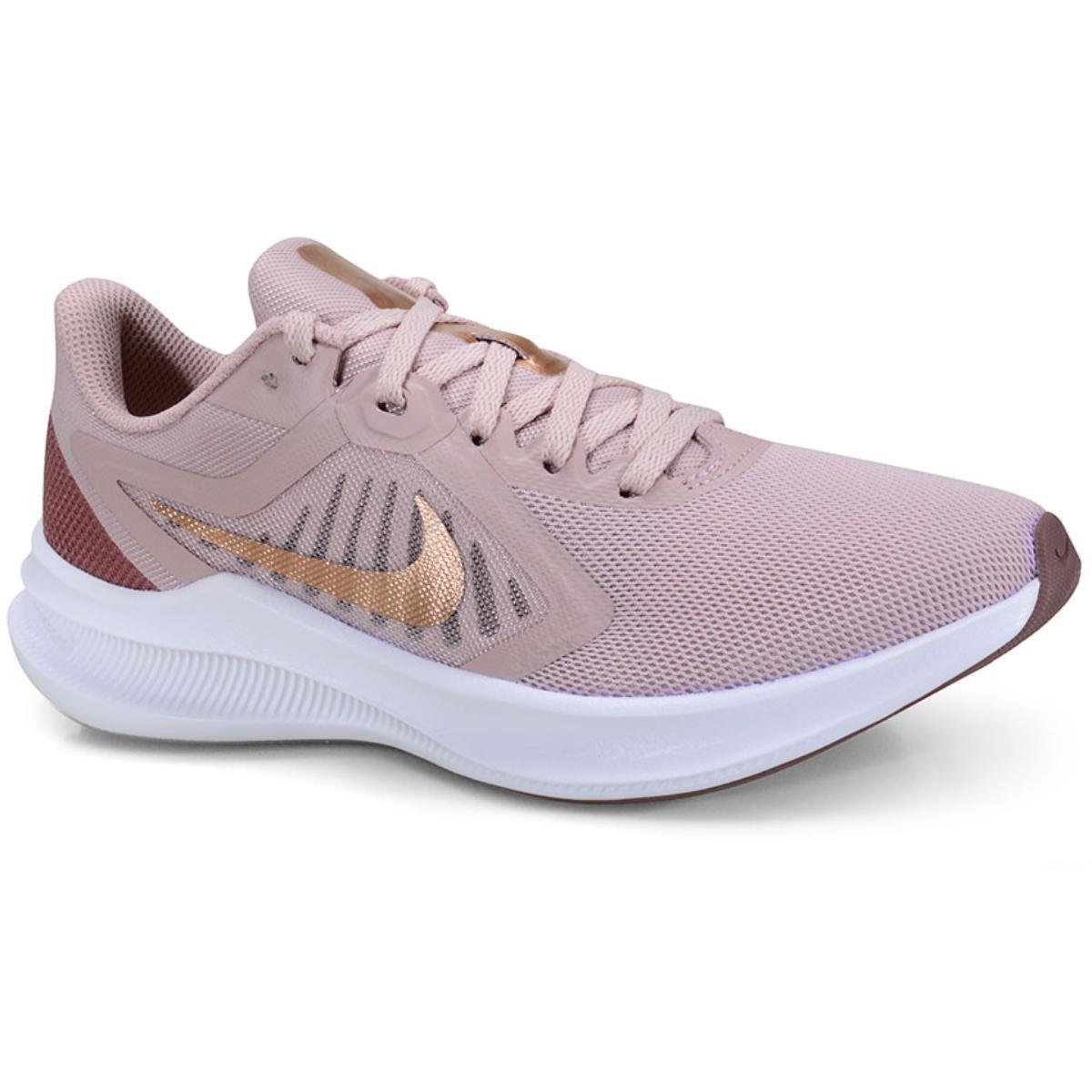 Tênis Feminino Nike Ci9984-200 Downshifter 10 Rose