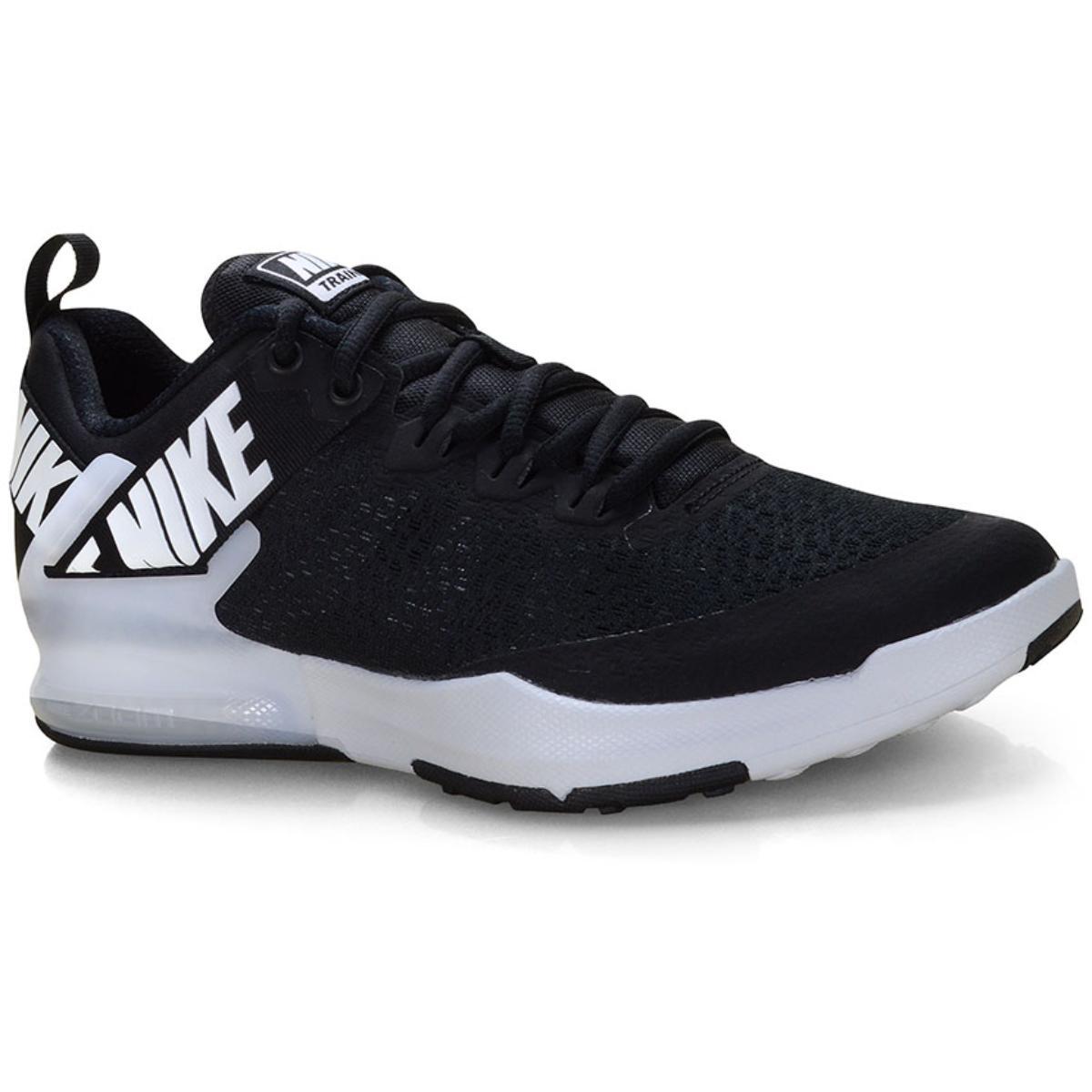 Tênis Masculino Nike Ao4403-001 Zoom Domination tr 2 Preto/branco