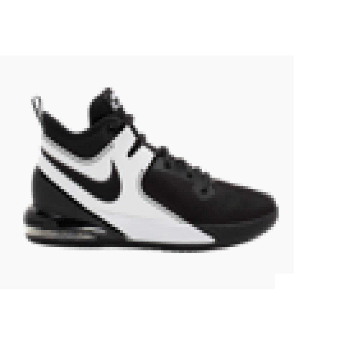 Tênis Masculino Nike Ci1396-004 Air Max Impact Preto/branco