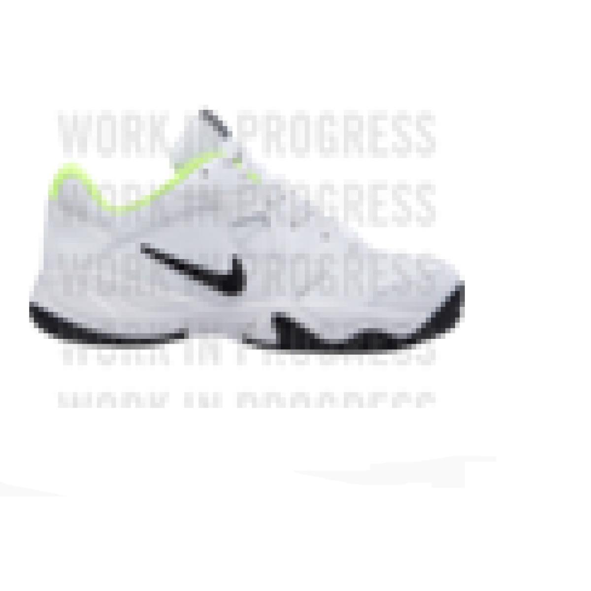 Tênis Masculino Nike Ar8836-107 Court Lite 2 Branco/preto