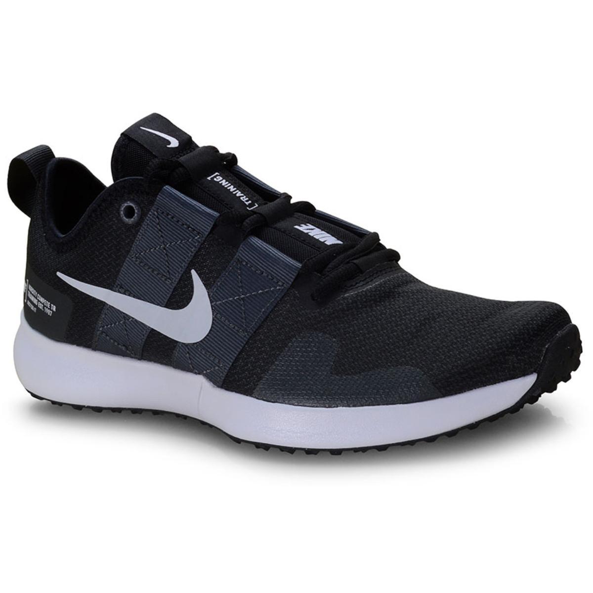 Tênis Masculino Nike At1239-003 Varsity Compete tr 2 Preto/branco