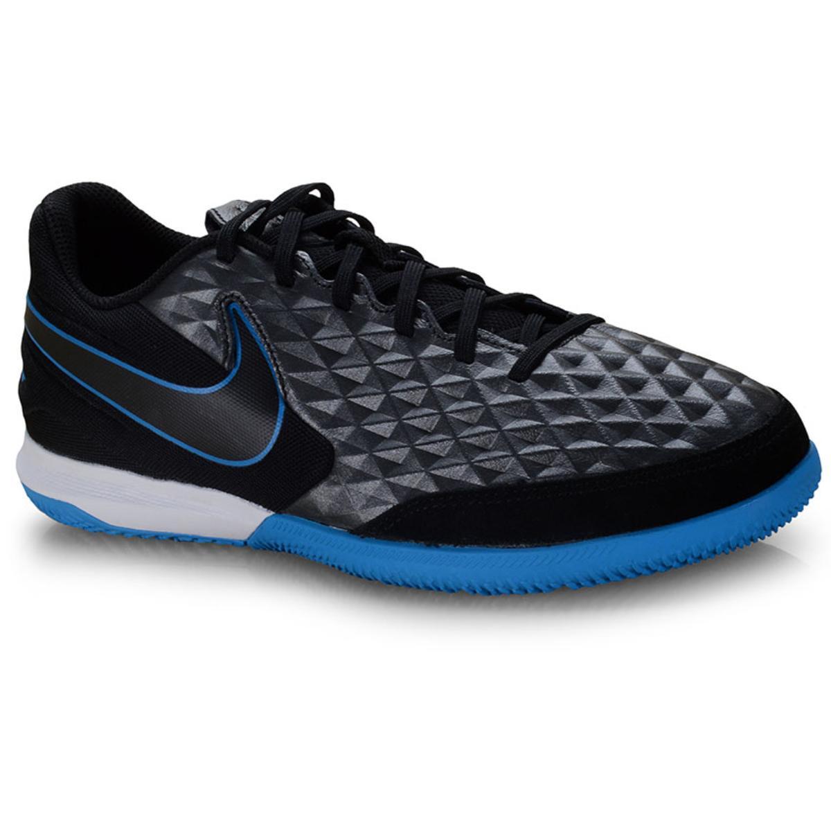 Tênis Masculino Nike At6099-004 Tiempo Legend 8 Academy ic Preto/azul
