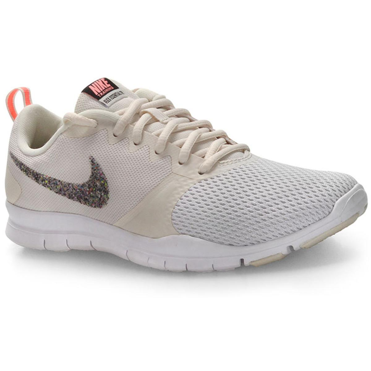 Tênis Feminino Nike 924344-010 Wmns Flex Essential tr Bege