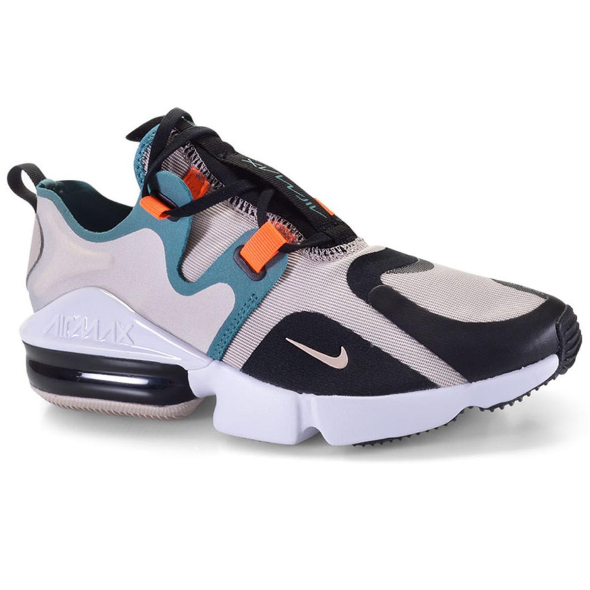 Tênis Masculino Nike Bq3999-002 Air Max Infinity Preto/branco/bege