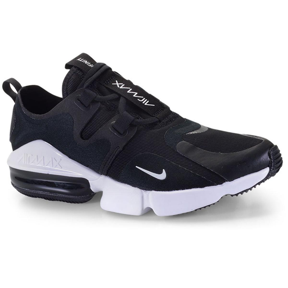 Tênis Masculino Nike Bq3999-003 Air Max Infinity Preto/branco