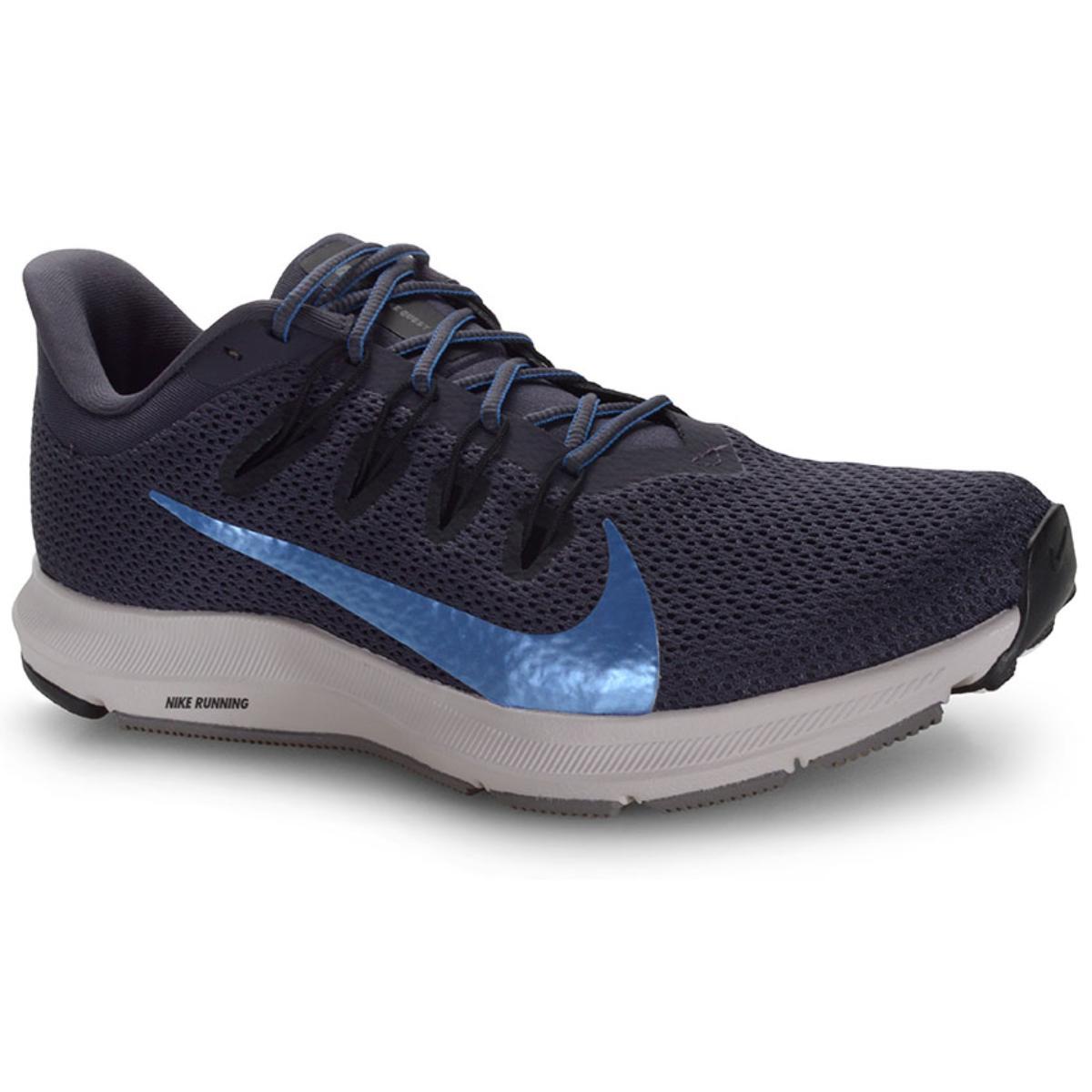 Tênis Masculino Nike Ci3787-007 Quest 2 Azul