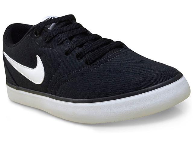 Tênis Masculino Nike 843896-001 sb Check Solar Preto/branco