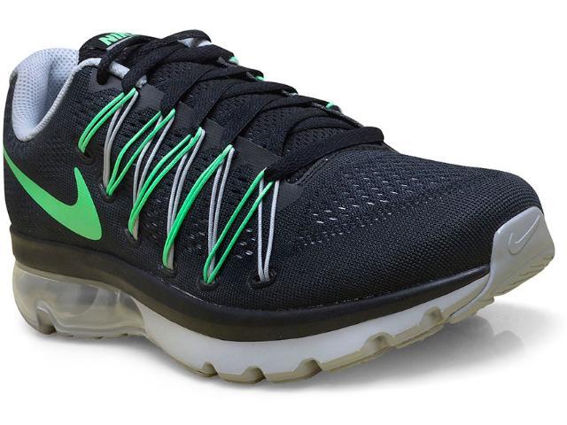 Tênis Feminino Nike 852693-005 Air Max Excellerate Preto/verde