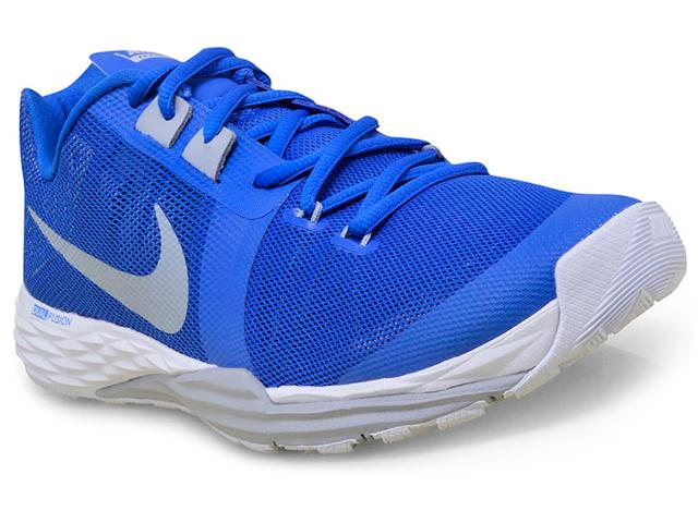 Tênis Masculino Nike 832219-402  Train Prime Iron df Azul