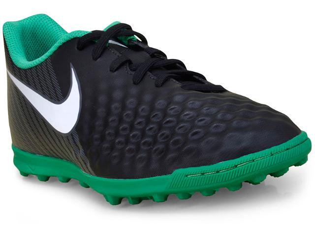 Tênis Masculino Nike 844408-002 Magistax Ola ii Preto/verde