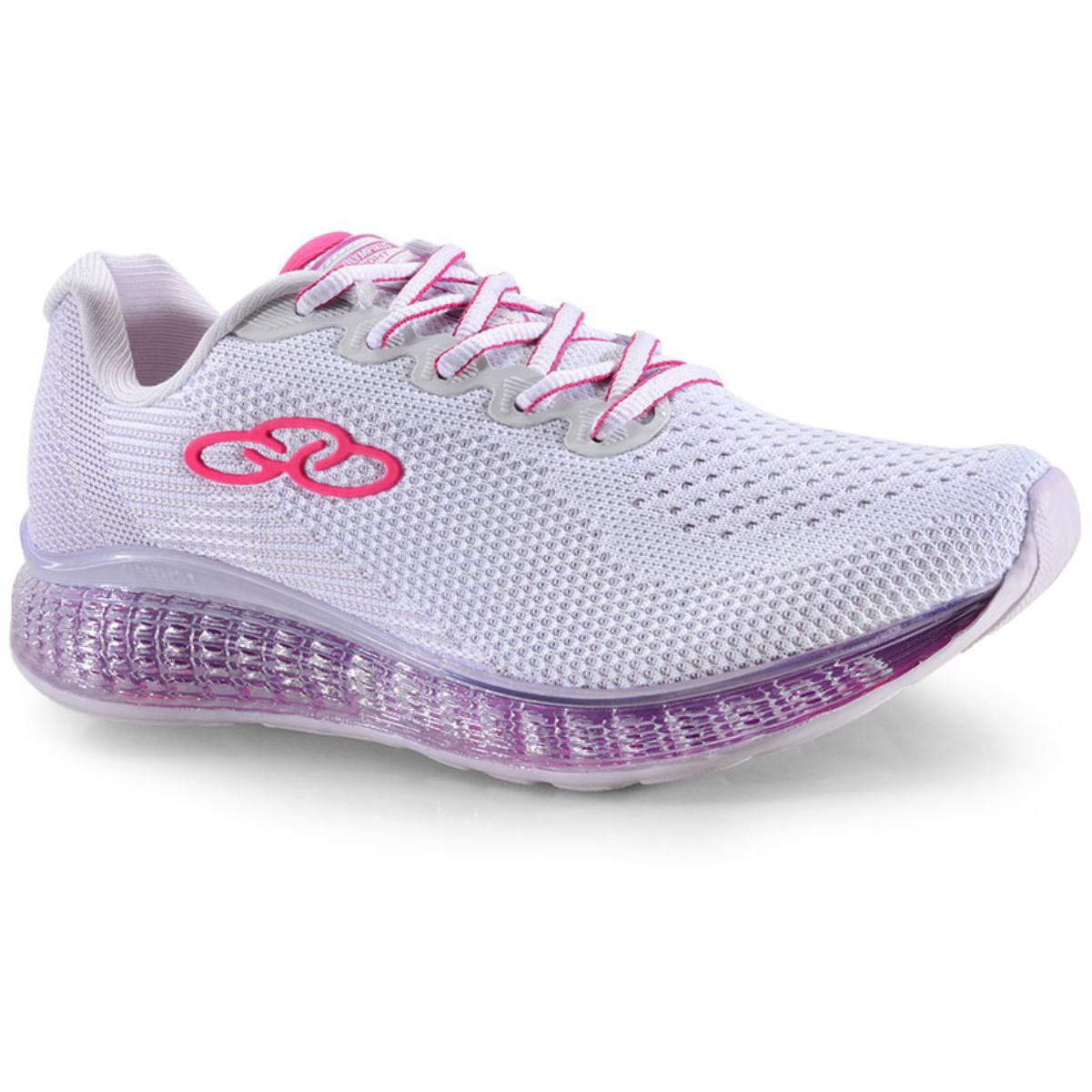 Tênis Feminino Olympikus Insight 719 Alfazema/pink