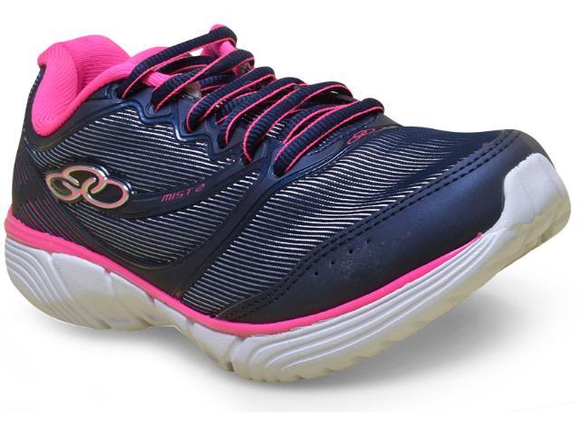 Tênis Feminino Olympikus Mist 2 344 Marinho/pink