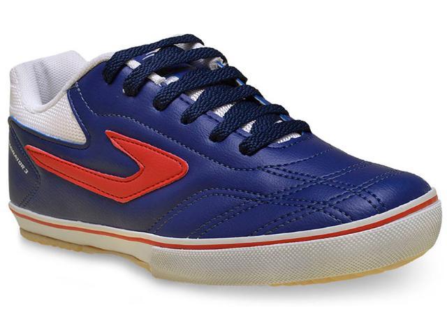 Tênis Masculino Topper 4132751 Dominator Iii Marinho/vermelho/branco
