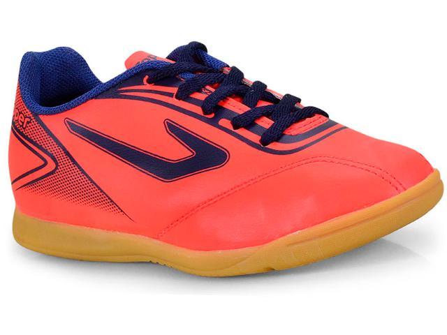 Tênis Masc Infantil Topper 42013460008 Cup Indoor  Inf Coral/marinho