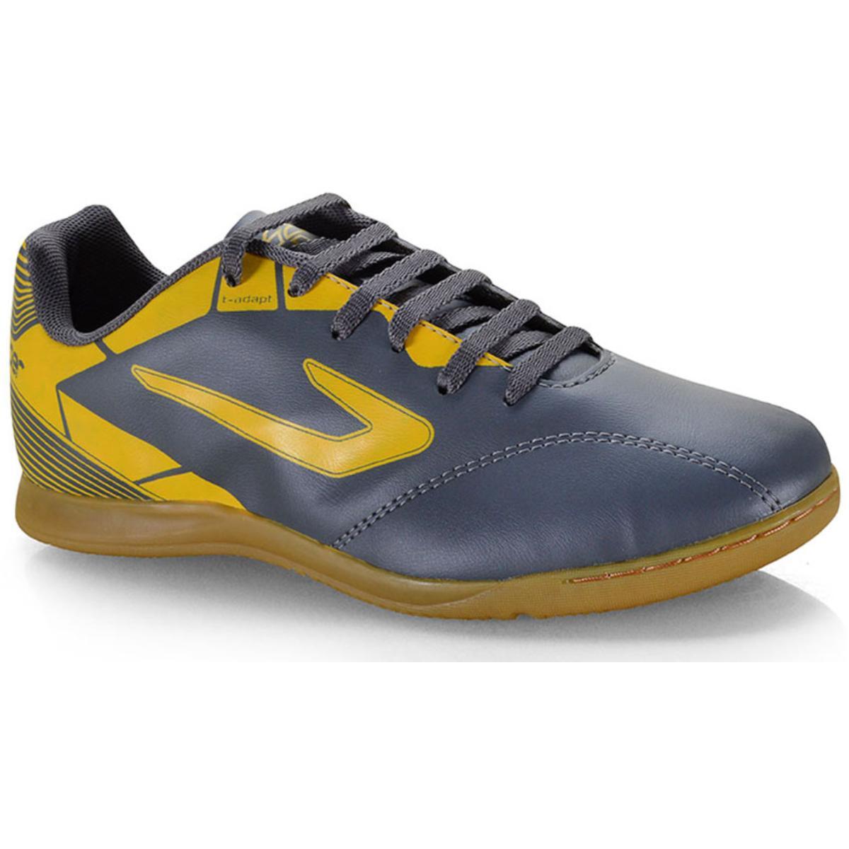 Tênis Masculino Topper 42035329873 Cup ii Fsal Chumbo/amarelo