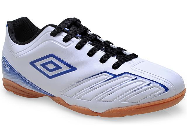 Tênis Masculino Umbro Of72024 Branco/azul/preto