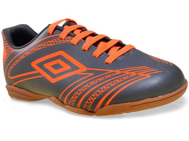 Tênis Masculino Umbro Of72059 866 id Kicker Iii Cinza/laranja