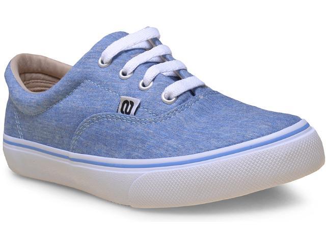 Tênis Feminino Whoop 7504 Moleton Azul
