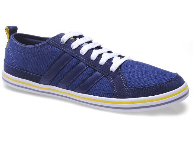 Tênis Masculino Adidas Q26351 Vlneo Slimsooll Marinho