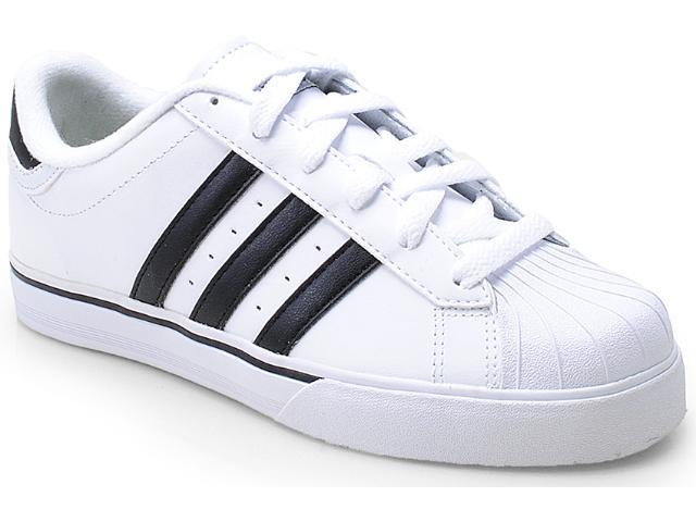 Tênis Uni Infantil Adidas G66451 Bbneo Classic Branco/preto