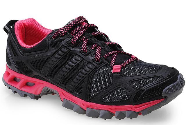 Tênis Feminino Adidas D66855 Kanadia 6w Preto/pink