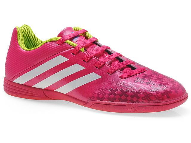 Tênis Masculino Adidas F32608 Predito lz in Pink/branco/limão